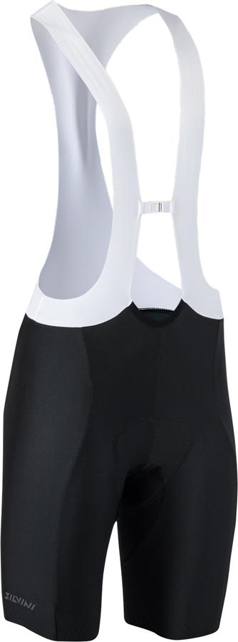 Dámské cyklistické kalhoty Silvini Santerno WP1620 black