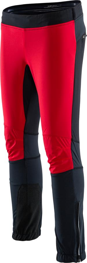 Dětské sportovní kalhoty Silvini Melito CP1329 black red
