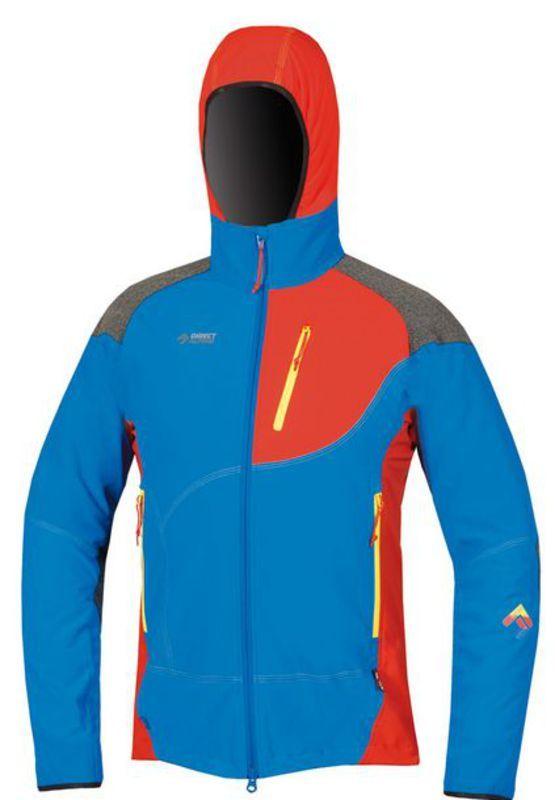 Bunda Direct Alpine Jorasses blue/red
