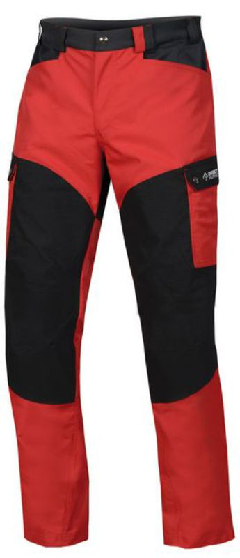 Kalhoty Direct Alpine Mountainer Cargo red/black
