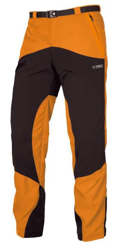 Kalhoty Direct Alpine Mountainer 4.0 orange/black New Logo