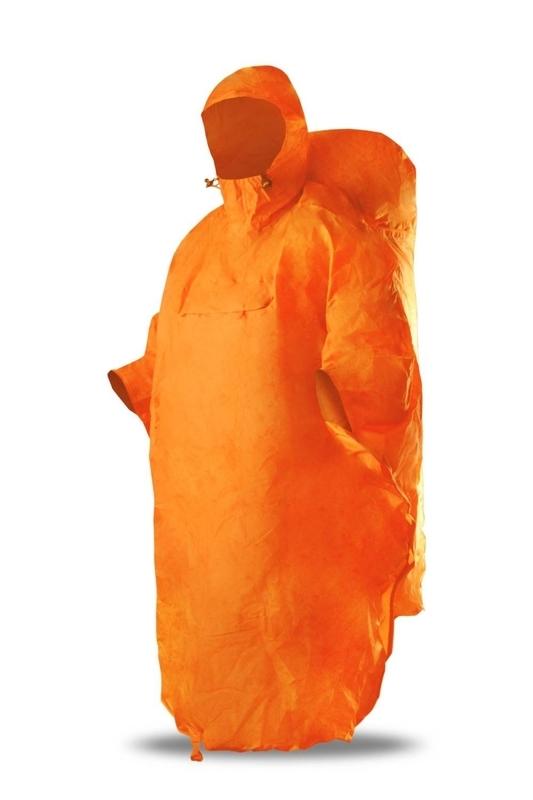 Pláštěnka Trimm Ones orange
