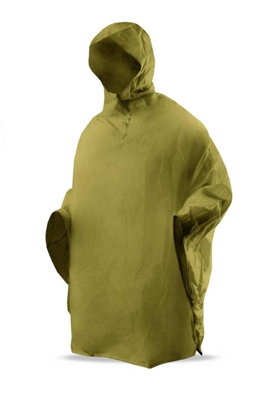 Pláštěnka Trimm Basic khaki