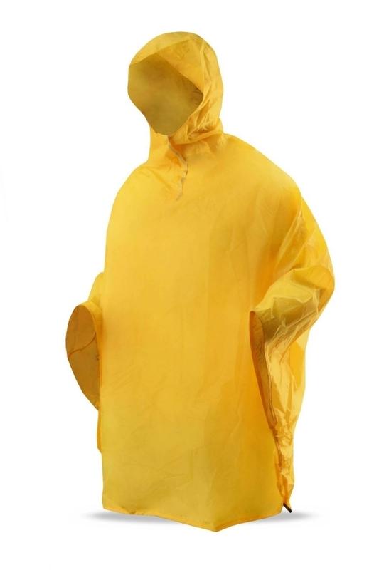 Pláštěnka Trimm Basic yellow