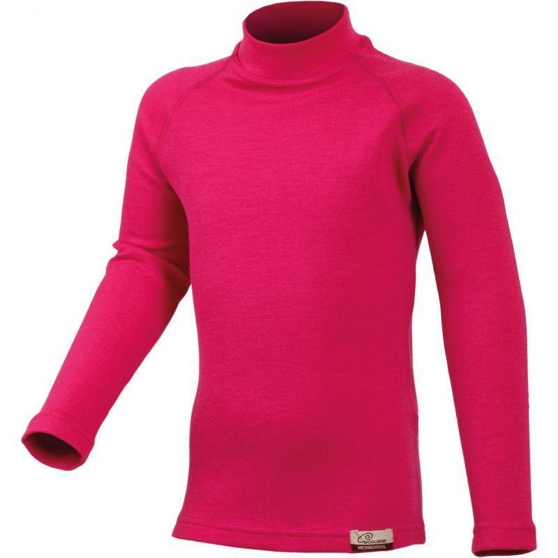 Merino triko Lasting SONY 4747 růžové vlněné