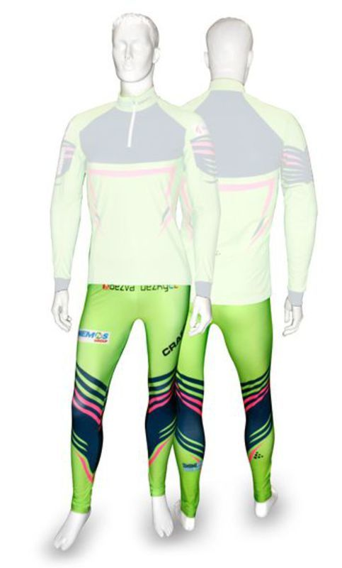Kalhoty CRAFT Performance Custom 1904902
