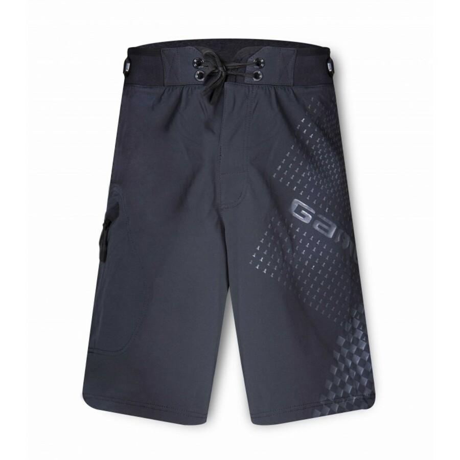 Vodácké šortky Hiko GAMBIT černé