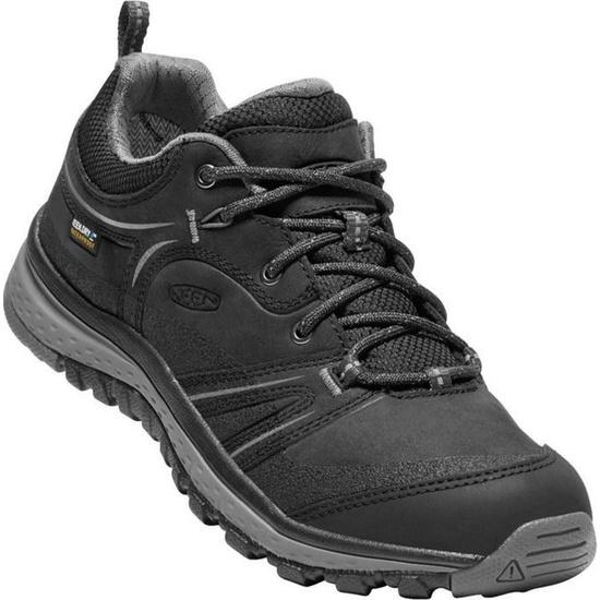 Dámské boty Keen Terradora Leather WP W, black/steel grey 10 US