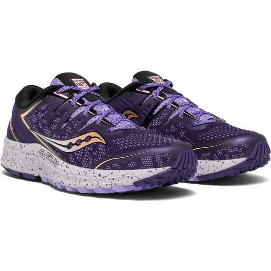 Dámské běžecké boty Saucony Guide Iso 2 TR/PURPLE 8 US