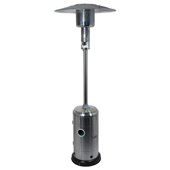 Plynový zářič Cattara SILVER s regulátorem