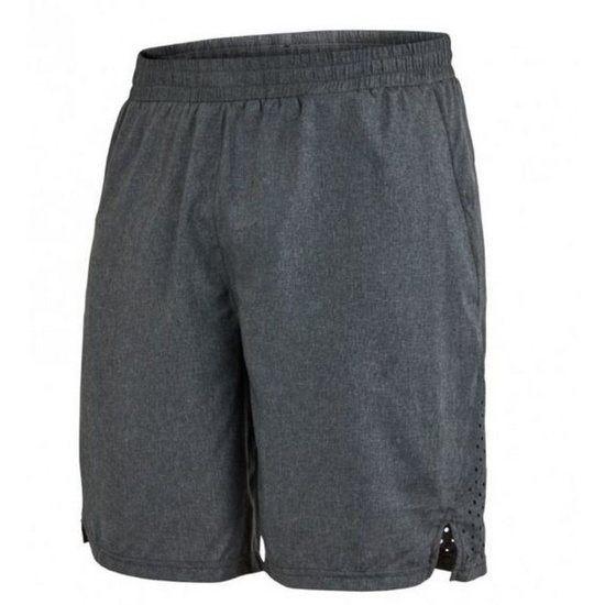Šortky SALMING Runner Shorts Men Dark Grey Melange XXL