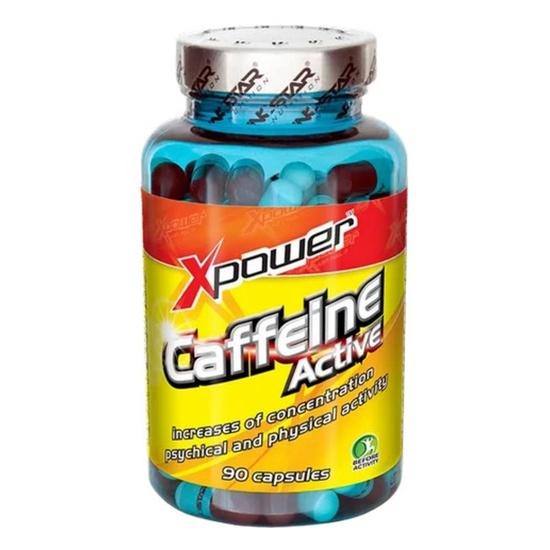 Amix Caffeine Active 90 kapslí