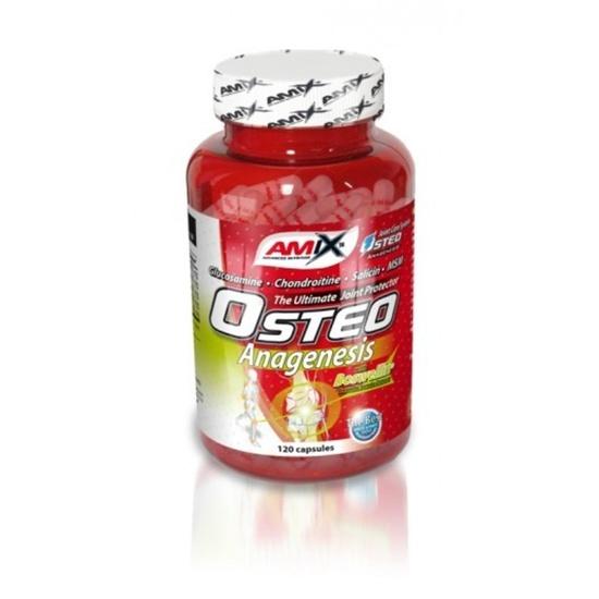Amix Osteo Anagenesis - 120 kapslí