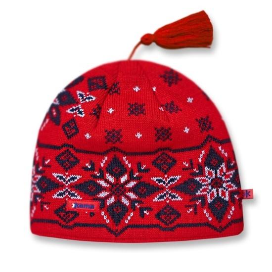 Čepice Kama A05-104 červená