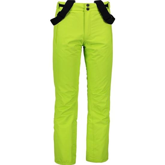 Pánské lyžařské kalhoty Nordblanc TEND zelené NBWP6954_JSZ L