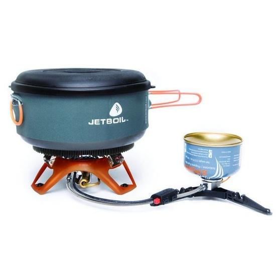 Vařič Jetboil Helios Guide souprava na vaření 2l