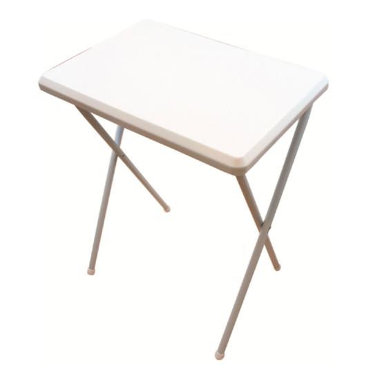 Skládací stoleh HIGHLANDER Bílý malý