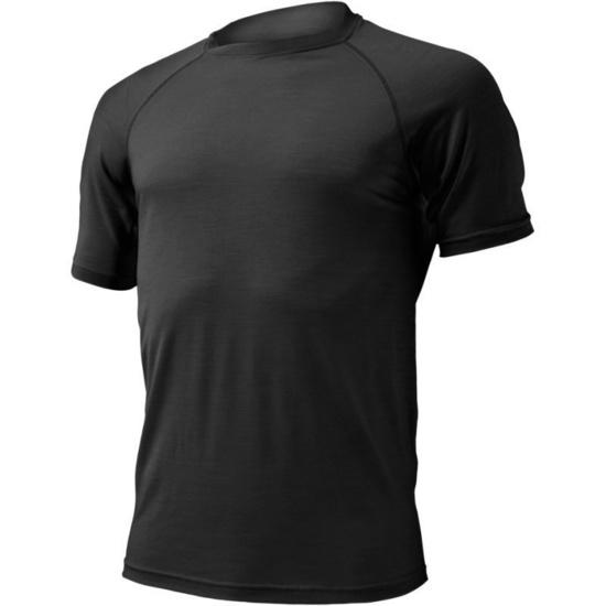 Merino triko Lasting QUIDO 9090 černé S