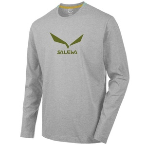 Triko Salewa SOLIDLOGO 2 CO M L/S TEE 25786-0620, Salewa