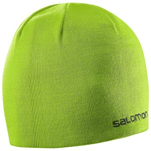 Čepice Salomon FLAT SPIN SHORT BEANIE 390478, Salomon