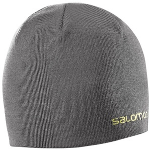 Čepice Salomon FLAT SPIN SHORT BEANIE 390479, Salomon