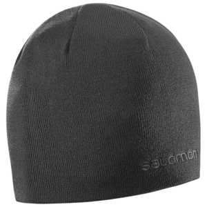 Čepice Salomon FLAT SPIN SHORT BEANIE 390480, Salomon