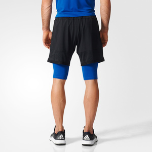 Šortky adidas Speedshort CC Two-in-One GFX BK6171, adidas