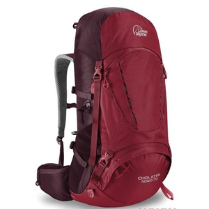 Batoh Lowe alpine Cholatse ND 60:70 rio red/fig/RR, Lowe alpine