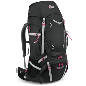 Batoh Lowe Alpine Axiom 3 Diran ND 55:65 anthracite/AN, Lowe alpine