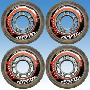 Sada Koleček Tempish CATCH 76x24 mm 82A set wheel (4 ks)