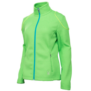 Svetr Spyder Women`s Virtue Full Zip Mid WT Core Sweater 142536-323, Spyder
