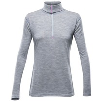 Rolák Devold Breeze Woman Zip Neck 181-243 770, Devold