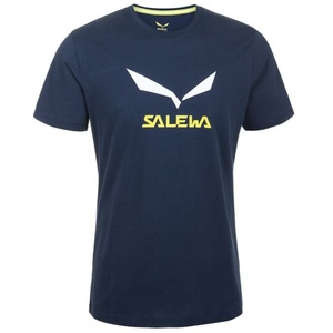 Triko Salewa SOLIDLOGO CO M S/S TEE 24554-3991