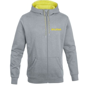 Mikina Salewa SOLIDLOGO CO M FULL-ZIP HOODY 25277-0620, Salewa