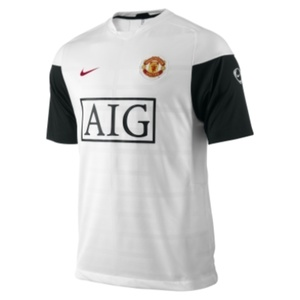 Triko Nike FC Manchester United SS Training Top 355099-100, Nike