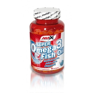 Amix Super Omega3 90 softgels, Amix