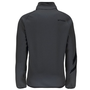 Svetr Spyder Men`s Wengen Full Zip Mid Wt Stryke Fleece 417027-069, Spyder