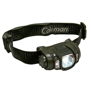 Čelová svítilna Coleman MULTI-COLOR LED HEADLAMP, Coleman