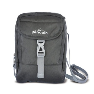 Ledvinka Pinguin Handbag L Black, Pinguin