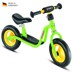 Odrážedlo PUKY Learner Bike Medium LR M kiwi 4058, Puky