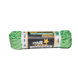 Tkaničky STAR LACES FASHION 120cm, STAR LACES