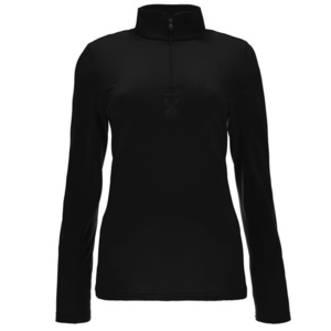 Rolák Spyder Women's Shimmer Bug Velour Fleece T-Neck 564716-001, Spyder