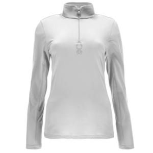 Rolák Spyder Women's Shimmer Bug Velour Fleece T-Neck 564716-100, Spyder