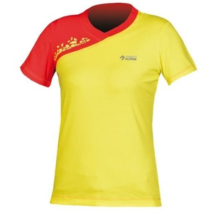Tričko Direct Alpine Lotos Lady 1.0 yellow/red, Direct Alpine
