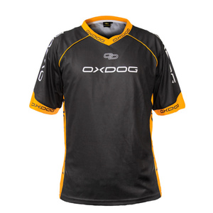Dres OXDOG RACE SHIRT black/orange, Oxdog