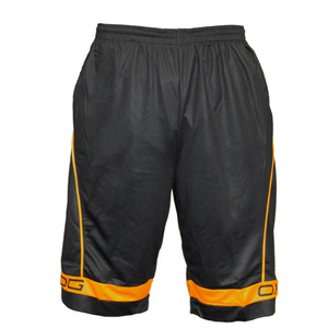 Šortky OXDOG RACE LONG SHORTS black/orange, Oxdog