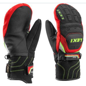 Rukavice LEKI WC Race Coach Flex S GTX Junior Mitten 634-81121, Leki