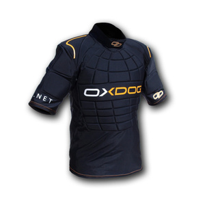 Brankářská vesta OXDOG BLOCKER GOALIE VEST black/orange