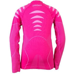 Nátělník Spyder Girl`s Cheer Seamless Top L/S 147660-674, Spyder