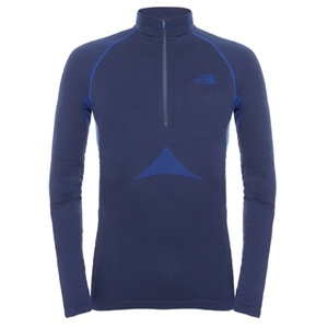 Triko The North Face M HYBRID L/S ZIP NECK C205A7L, The North Face